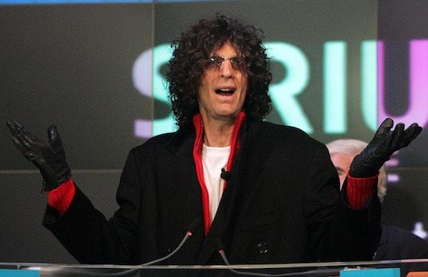 Howard Stern: Trump Ran for President as a 'Gimmick' to Get a Pay Raise on 'The Apprentice' (Video)
