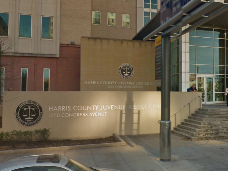 Harris County Juvenile Justice Centre, Houston, Texas: Google Maps