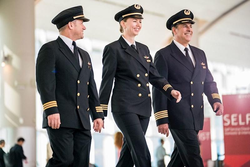 Delta Pilots Upset That Primo Routes to Europe Are Going to Foreign Partners