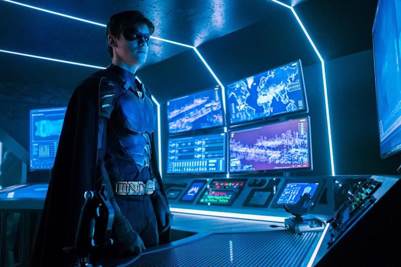 Titans Crew Member Dies Following 'Accident' at Special Effects Facility While 'Testing' for Shoot