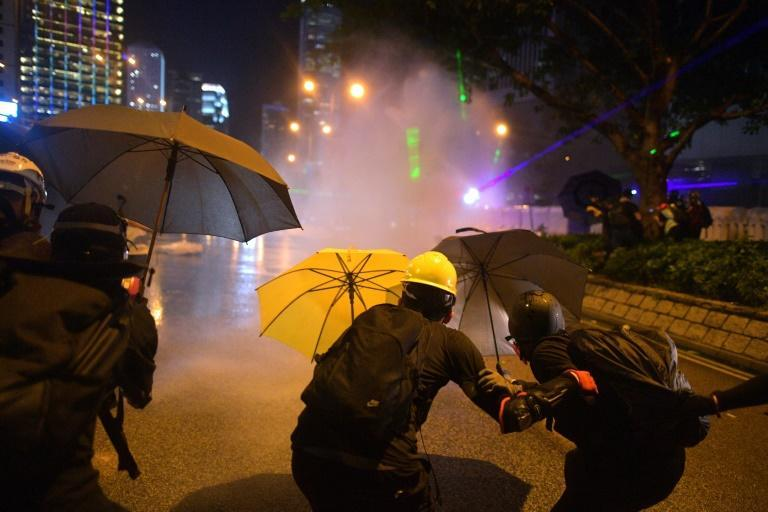 Poon's murder prompted Hong Kong's government to push through a hugely unpopular extradition bill that sparked months of unrest