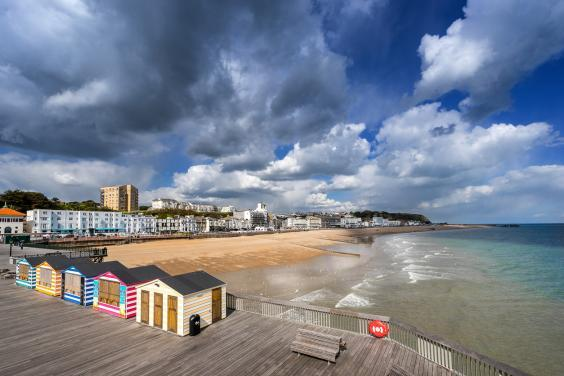 Hastings is the latest 'Shoreditch-on-sea' (Getty/iStock)