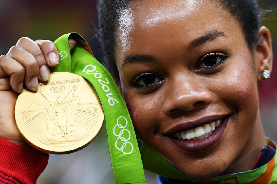 Gabby Douglas said the 2016 Olympics have been a learning experience for her. (Getty)