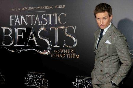 "Actor Eddie Redmayne attends the premiere of ""Fantastic Beasts and Where to Find Them"" in Manhattan, New York"