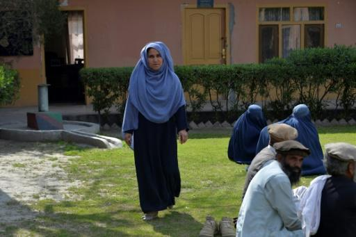 """Torpekay Shinwari is increasingly concerned women would be """"suppressed"""" if the militants gain ground"""