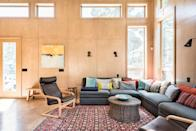 """<strong>Bedrooms:</strong> 4<br> <strong>Bathrooms:</strong> 1.5<br> <strong>Minimum stay:</strong> 2 nights<br> <br> This contemporary Oregon coast Airbnb is just what you need for a long weekend of rest and relaxation. The space is airy and full of light, with plenty of gorgeous details (French doors, travertine floors, live plants). The home is located at the edge of the Sitka Sedge State Natural Area, which is filled with an estuary and pine forest where guests can take walks and bicycle rides. Thanks to its proximity to the forest, elk, deer, and birds can be spied from the home's outdoor deck, too. $275, Airbnb (Starting Price). <a href=""""https://www.airbnb.com/rooms/plus/20033757"""" rel=""""nofollow noopener"""" target=""""_blank"""" data-ylk=""""slk:Get it now!"""" class=""""link rapid-noclick-resp"""">Get it now!</a>"""