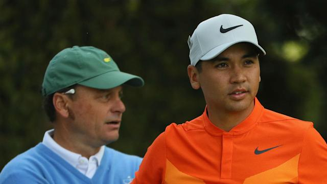 Augusta marker Jeff Knox is a tough man to get the better of and Jason Day was relieved to do so on Saturday.