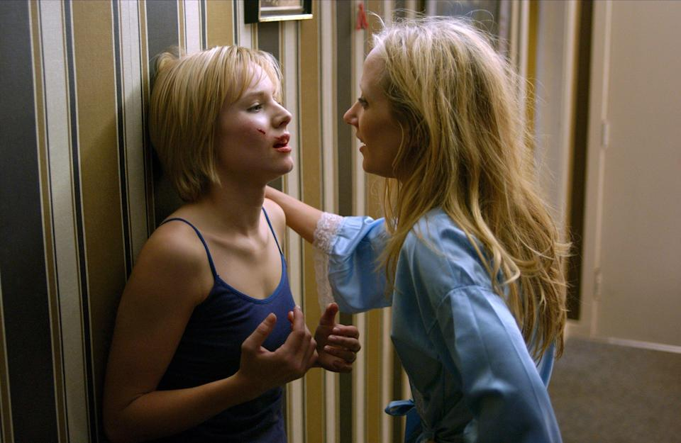 """<p>A teenage girl is left to raise her three half-brothers and one half-sister after her mother is sent to jail on drug charges. A young Kristen Bell stars as said teenage girl (circa 2004), with supporting performances from Anne Heche, Diane Ladd, and Shedrack Anderson III. </p> <p><a href=""""https://www.amazon.com/Gracies-Choice-Television-Networks/dp/B004ZMHPP2/ref=sr_1_1?dchild=1&keywords=Gracie's+Choice&qid=1595443350&sr=8-1"""" rel=""""nofollow noopener"""" target=""""_blank"""" data-ylk=""""slk:Stream on Amazon Prime Video"""" class=""""link rapid-noclick-resp""""><em>Stream on Amazon Prime Video</em></a></p>"""