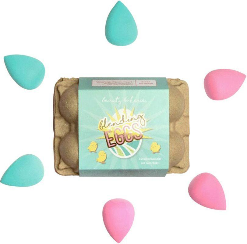 "<p><strong>Beauty Bakerie</strong></p><p>ulta.com</p><p><strong>$18.00</strong></p><p><a href=""https://go.redirectingat.com?id=74968X1596630&url=https%3A%2F%2Fwww.ulta.com%2Fblending-egg-beauty-sponges%3FproductId%3Dpimprod2001366&sref=https%3A%2F%2Fwww.countryliving.com%2Fshopping%2Fgifts%2Fg19448303%2Feaster-basket-stuffers-adults%2F"" rel=""nofollow noopener"" target=""_blank"" data-ylk=""slk:Shop Now"" class=""link rapid-noclick-resp"">Shop Now</a></p><p>These practical beauty blenders packaged in a cute little egg carton! </p>"