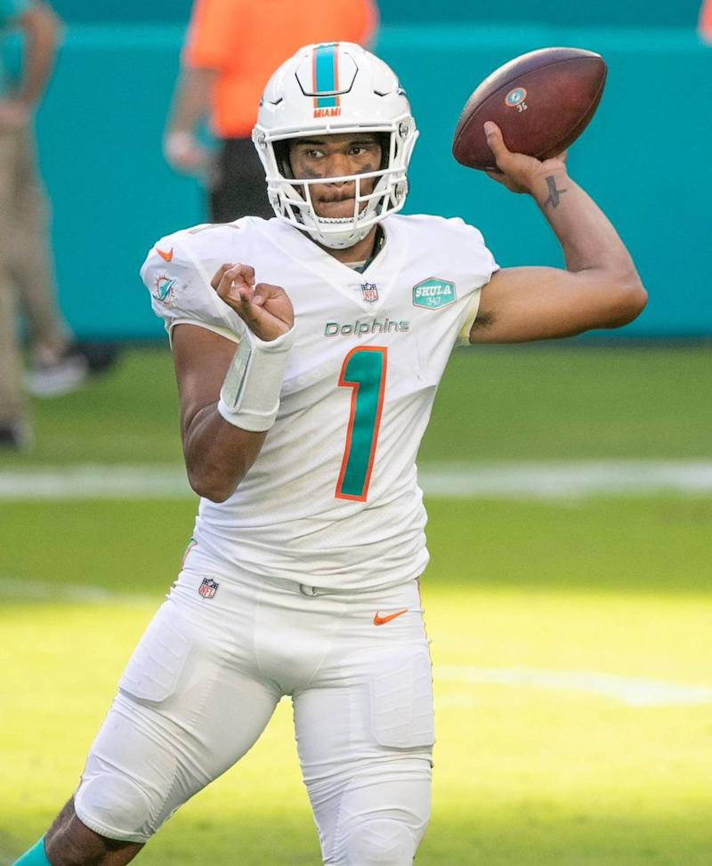 Tua Tagovailoa made his first NFL start. A former NFL GM questions his elite talent