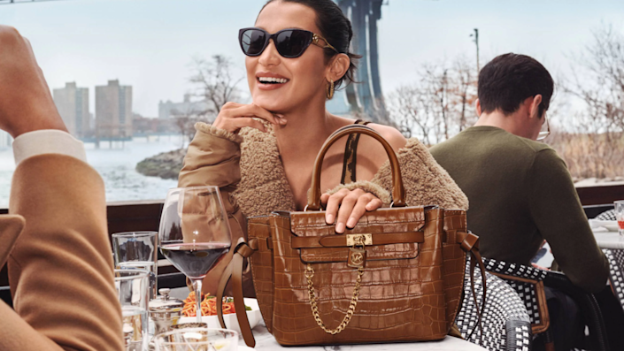 Get exclusive discounts on full price Michael Kors items during the KORSVIP sale.