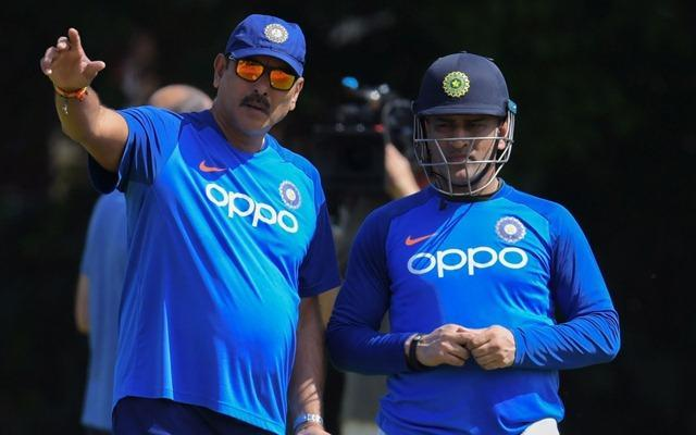 Couldn't ask for anything better, MS Dhoni's presence at T20 World Cup will be huge: Ravi Shastri