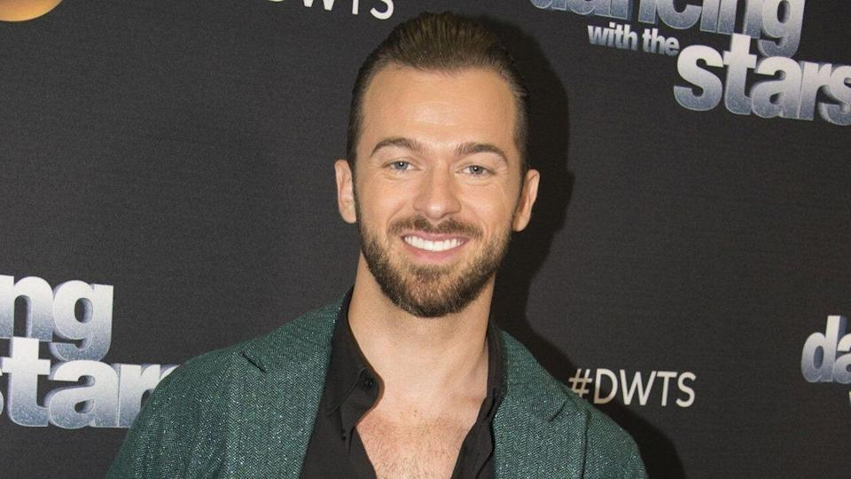 Artem Chigvintsev Says Sharna Burgess Was 'Even More Shocked' Than Him Over 'DWTS' Cut (Exclusive)