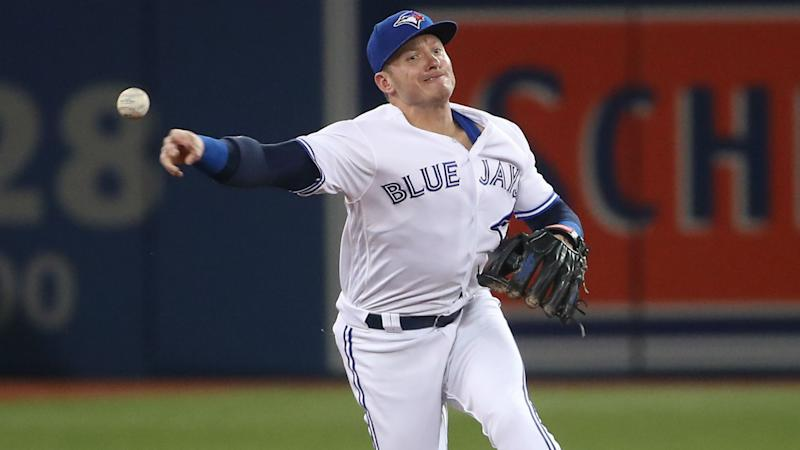 Blue Jays place Josh Donaldson on disabled list with shoulder inflammation