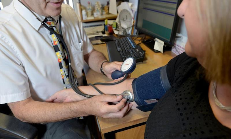 A record number of GP practices closed last year.