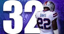 <p>If we're being positive about the Bills, and not talking about Vontae Davis retiring at halftime, they outscored the Chargers in the second half and made it a respectable game for a while. That doesn't mean the Bills are marching into Minnesota this weekend and pulling off an upset. (Vontae Davis) </p>