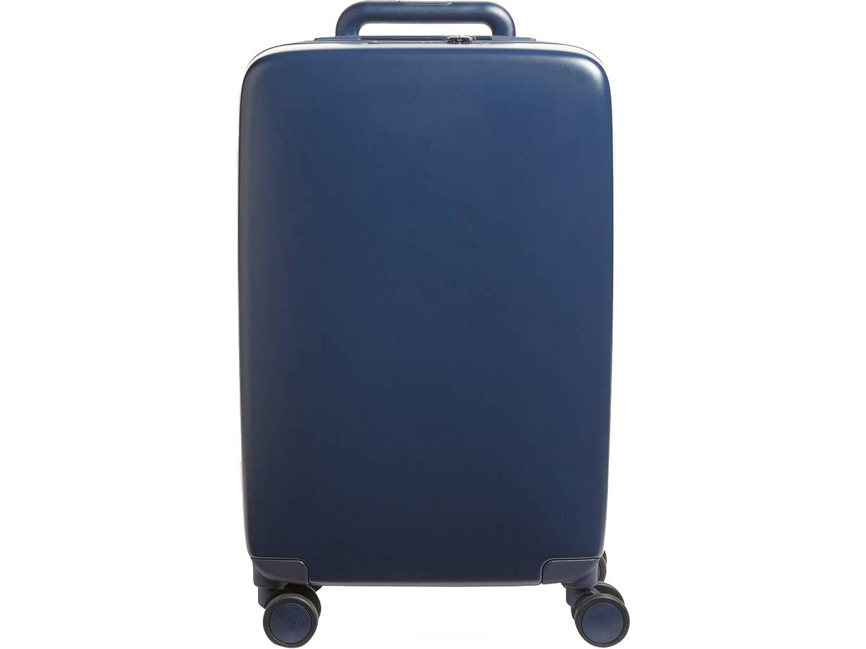 "<p>""I absolutely love Raden's new tech luggage. It is not only chic in appearance but also makes traveling that much more convenient with Bluetooth capability, a built-in luggage scale, and a phone charger,"" says Santana.</p><p>Buy it <a rel=""nofollow"" href=""https://shop.nordstrom.com/s/raden-the-a22-22-inch-charging-wheeled-carry-on-suitcase/4531600"">here</a> for $295.</p>"