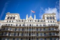 "<p>For a thoroughly British beach break, look no further than Brighton and its aptly named imposing hotel, the Grand, which sits right on the seafront. </p><p>Offering sweeping views of the English Channel, a fantastic location for you to explore the pubs, restaurants and boutiques of the city, plus beautiful spaces for you to enjoy, this grande dame hotel is the perfect place for a mini-break.</p><p>This summer, you can spend two nights in a room with a sea view, enjoy dinner, afternoon tea, breakfast and prosecco on arrival from £214.50 per person.</p><p><strong>When?</strong> Throughout summer 2021</p><p><a class=""link rapid-noclick-resp"" href=""https://www.primaholidays.co.uk/offers/east-sussex-brighton-grand-hotel"" rel=""nofollow noopener"" target=""_blank"" data-ylk=""slk:FIND OUT MORE"">FIND OUT MORE</a></p>"