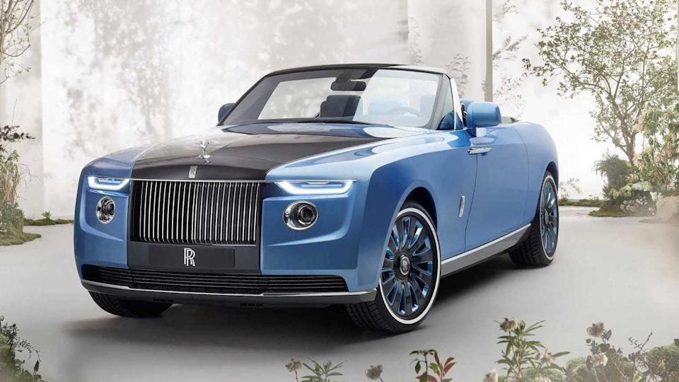 Beyonce and Jay-Z may have commissioned the $28 million Rolls-Royce