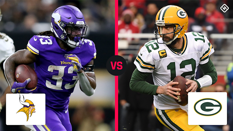 What channel is Packers vs. Vikings on today? TV schedule, time for Week 1 NFL game