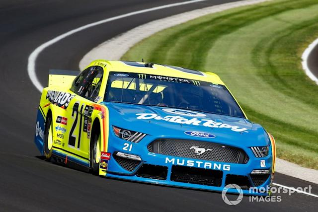 """19th: Paul Menard, Wood Brothers Racing - Must win <span class=""""copyright"""">Russell LaBounty / NKP / LAT Images</span>"""
