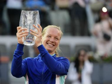 Madrid Open 2019: Kiki Bertens' title win on back of her all-round attacking game confirms her position in top tier of women's tennis