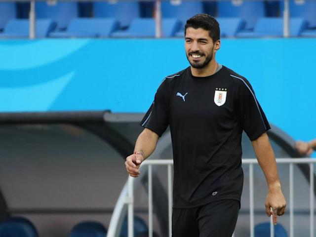World Cup 2018 - LIVE: Latest news and updates from Uruguay vs Saudi Arabia, Cristiano Ronaldo breaks record plus build-up to Iran vs Spain