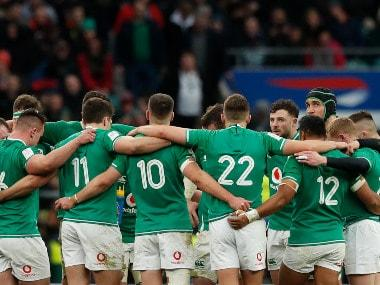 Ireland rugby team's Six Nations home fixture against Italy postponed due to fear of coronavirus spread