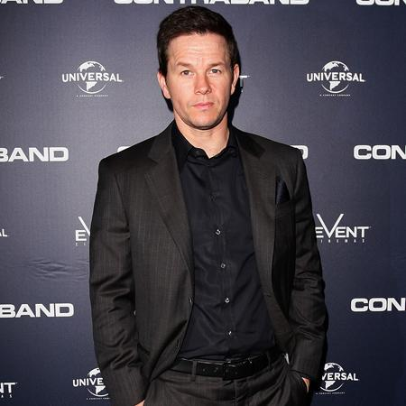 Mark Wahlberg pretended to be in NKOTB