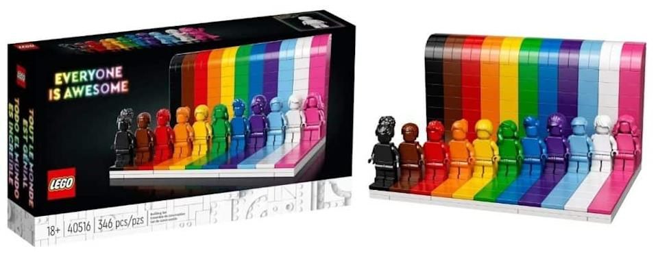 LEGO - Pride Collections