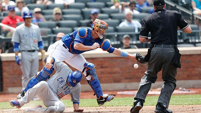 Mets' errors against Cubs forgotten, win in walk-off fashion