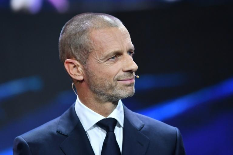 "UEFA president Aleksander Ceferin is firmly opposed to any breakaway Super League, which he says would become ""boring"""