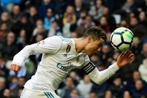 Heads up: Cristiano Ronaldo scores twice as Real down Alaves 4-0