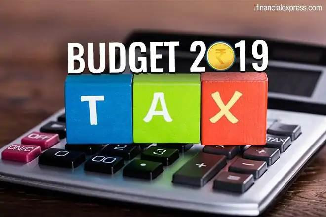 BUDGET INCOME TAX 2019