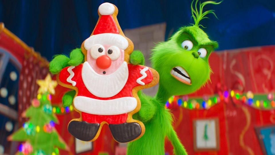"""<p>It doesn't have to be Christmas to watch a jolly-good <a href=""""https://www.goodhousekeeping.com/holidays/christmas-ideas/g30284494/best-christmas-movies-on-netflix/"""" rel=""""nofollow noopener"""" target=""""_blank"""" data-ylk=""""slk:holiday movie"""" class=""""link rapid-noclick-resp"""">holiday movie</a> — especially when it's a beautifully animated film like <em>Dr. Seuss' The Grinch.</em> This recent animated version of the classic is just as charming as its <a href=""""https://www.netflix.com/title/60000901"""" rel=""""nofollow noopener"""" target=""""_blank"""" data-ylk=""""slk:live-action counterpart"""" class=""""link rapid-noclick-resp"""">live-action counterpart</a> from 2000 — and luckily you can see for yourself, as both versions are available to watch on Netflix. </p><p><a class=""""link rapid-noclick-resp"""" href=""""https://www.netflix.com/title/80996790"""" rel=""""nofollow noopener"""" target=""""_blank"""" data-ylk=""""slk:STREAM NOW"""">STREAM NOW</a></p>"""