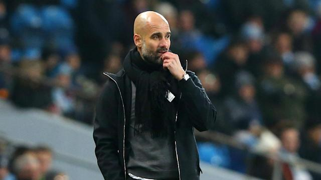 Manchester City have lost two of their last three games in cup competitions and they've lost their last two games in the Champions League.