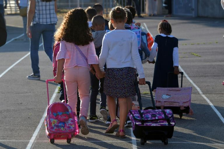A ban on mobile phones in schools across France aims to reduce distraction, bullying and encourage children to be more active