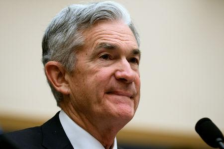 Powell sees potential headwinds to US growth as Fed weighs rate policy