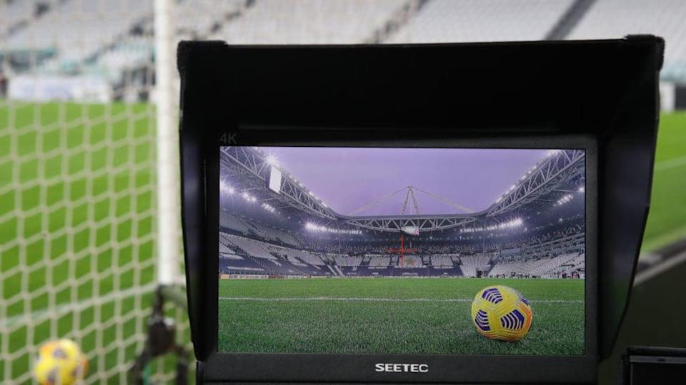 Telecamera all'Allianz Stadium | Jonathan Moscrop/Getty Images