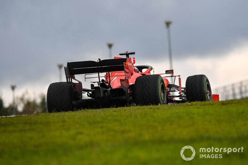 "Sebastian Vettel, Ferrari SF1000<span class=""copyright"">Mark Sutton / Motorsport Images</span>"