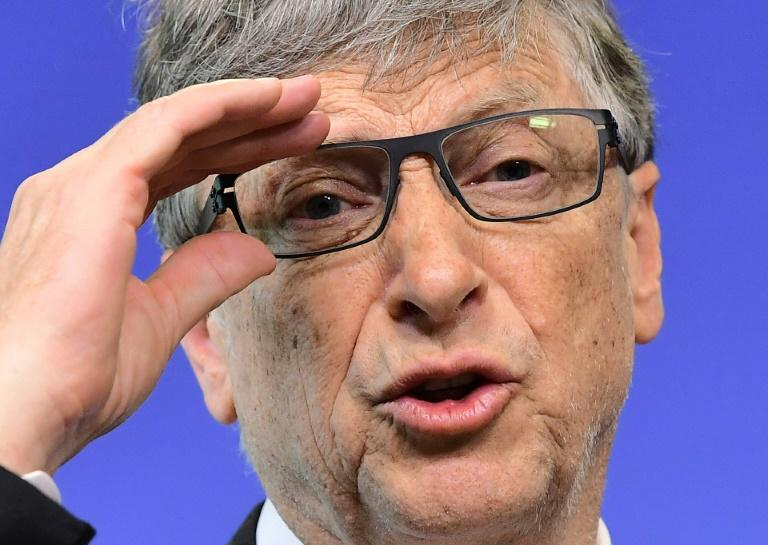 Microsoft co-founder Bill Gates's wealth is estimated at $86 billion