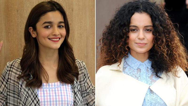 Alia Bhatt Breaks Silence on Rangoli Chandel's Claims of Mahesh Bhatt Throwing 'Chappal' at Kangana Ranaut