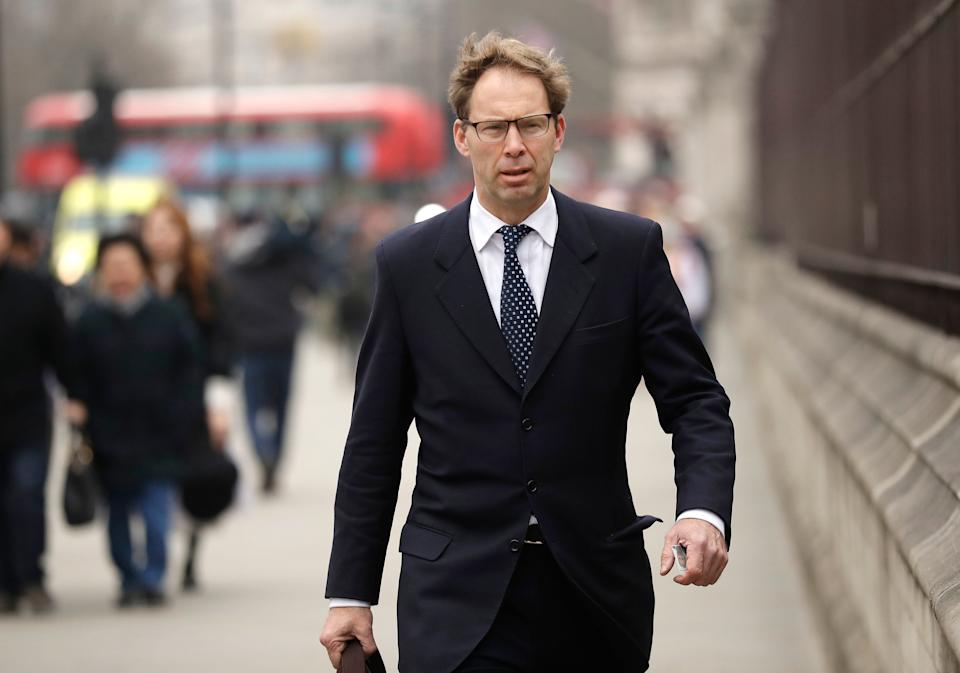 <strong>Conservative MP Tobias Ellwood could be among the Tory rebels</strong> (Photo: ASSOCIATED PRESS)