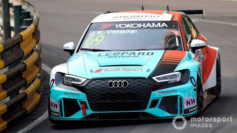 Leopard Racing Team Audi Sport Audi RS 3 LMS