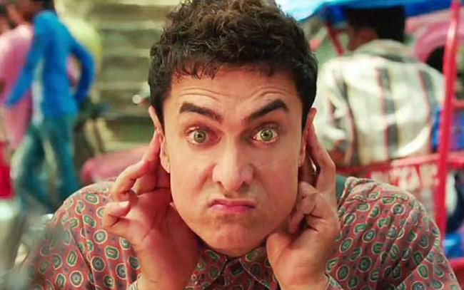 PK : Aamir Khan raised some pertinent questions about religion with his sensitive portrayal of an alien.