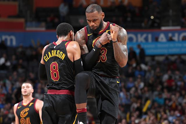 Here's why you should bet your entire paycheck on LeBron James and the Cavs on Thursday night