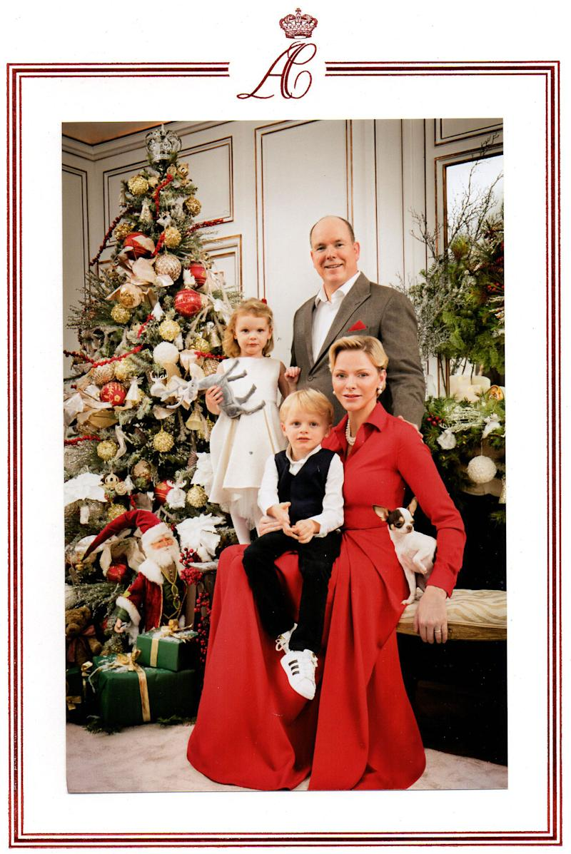 A Princess For Christmas Poster.Royal Twins Princess Gabriella And Prince Jacques Shine In