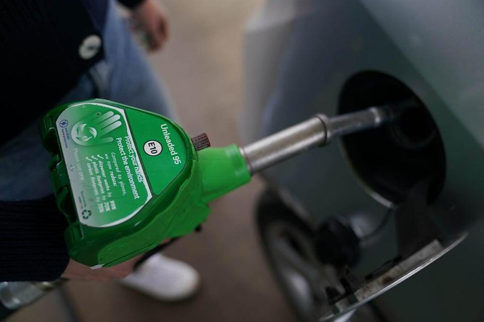 A reduction of a fraction of 1p per litre was recorded on August 23 (Joe Giddens/PA) (PA Wire)