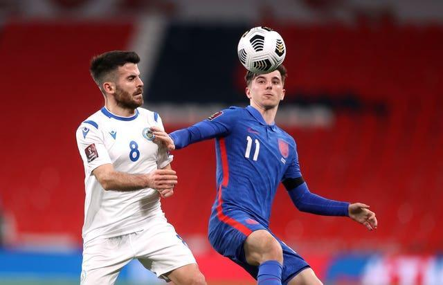 Mason Mount was a thorn in the side for San Marino