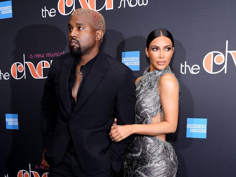Kim Kardashian gets 'anxiety' over way Kanye West stores his clothes